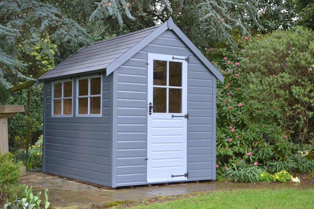 regency grand shed