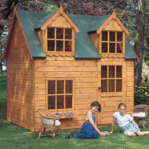 Regency Childrens Playhouse Bluebell Cottage 8' x 6'