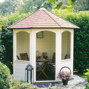 Lugarde Summerhouse P81