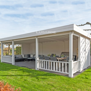Lugarde Gazebo VB01
