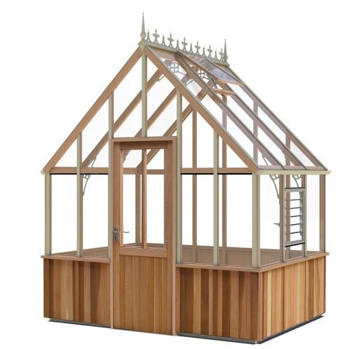 Alton Cheltenham Greenhouse Outline
