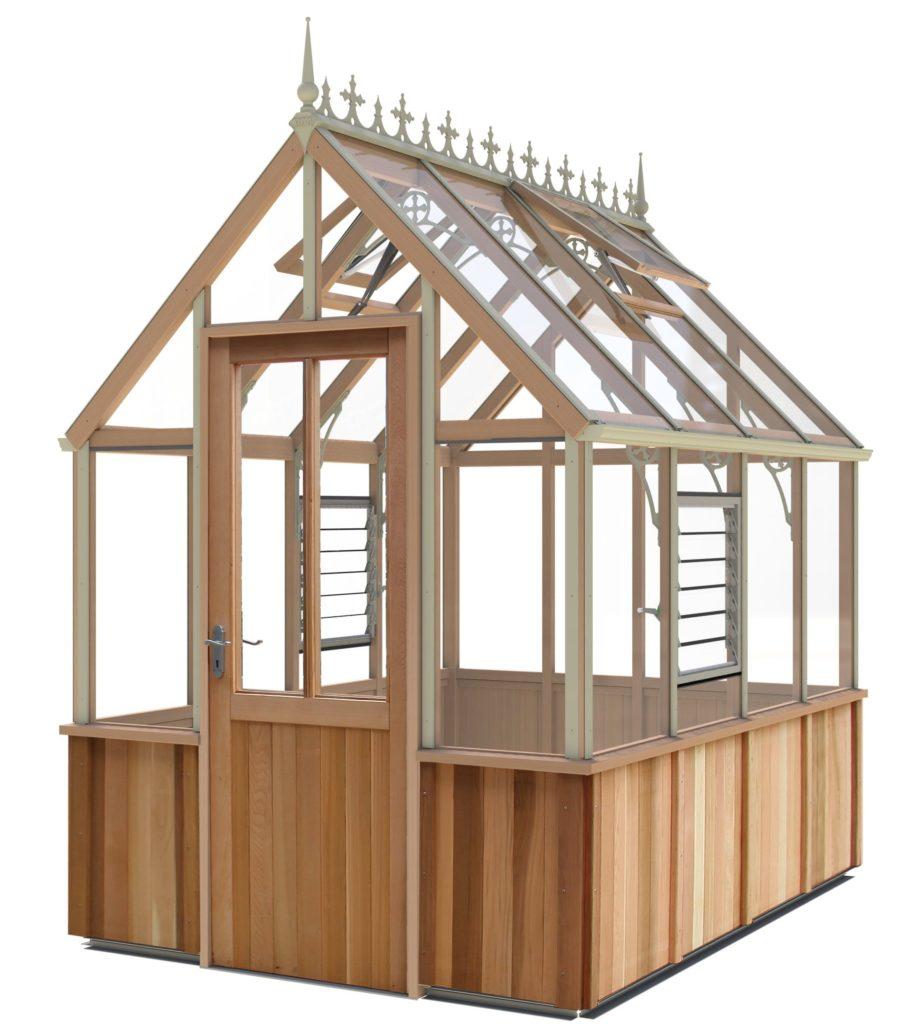 Alton Denstone Greenhouse
