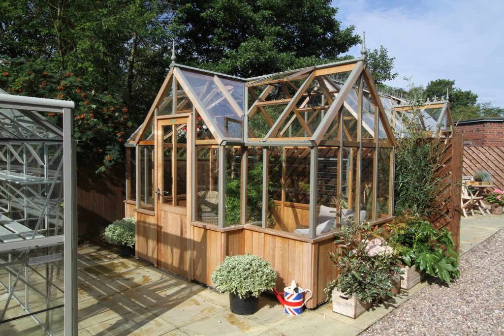 Alton Durham Greenhouse