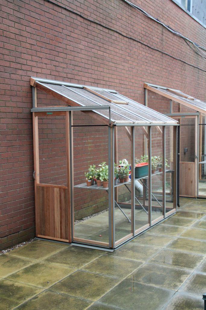 Alton Evolution 4ft Lean-to Greenhouse