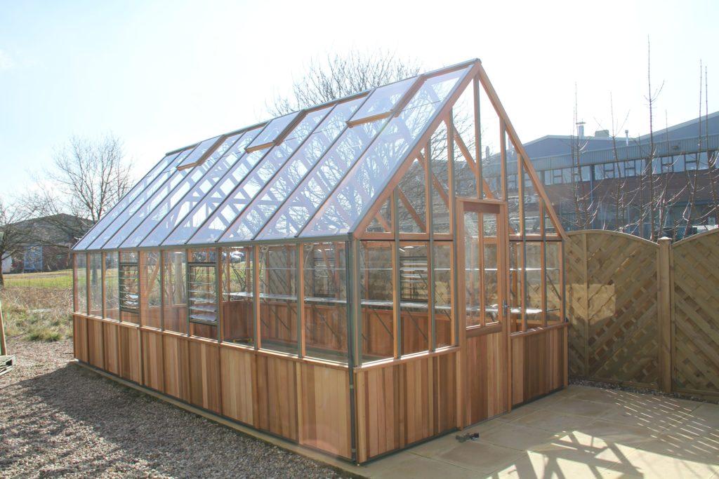 Alton Greenhouse Westminster