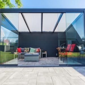 Deponti Ribolla freestanding veranda