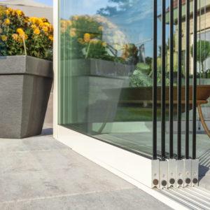 Deponti glass doors