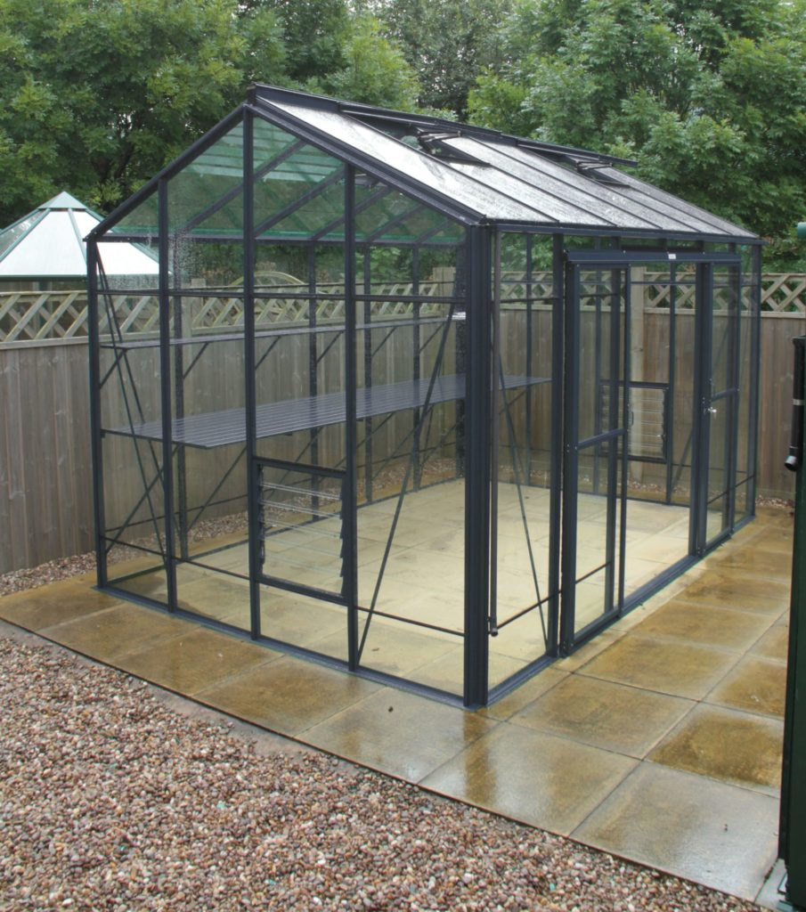 Robinsons Royale Reach Greenhouse Athracite