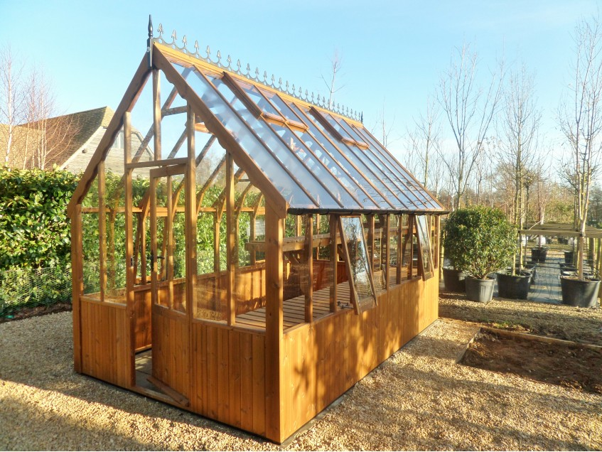 Swallow Eagle Greenhouse 8x6ft
