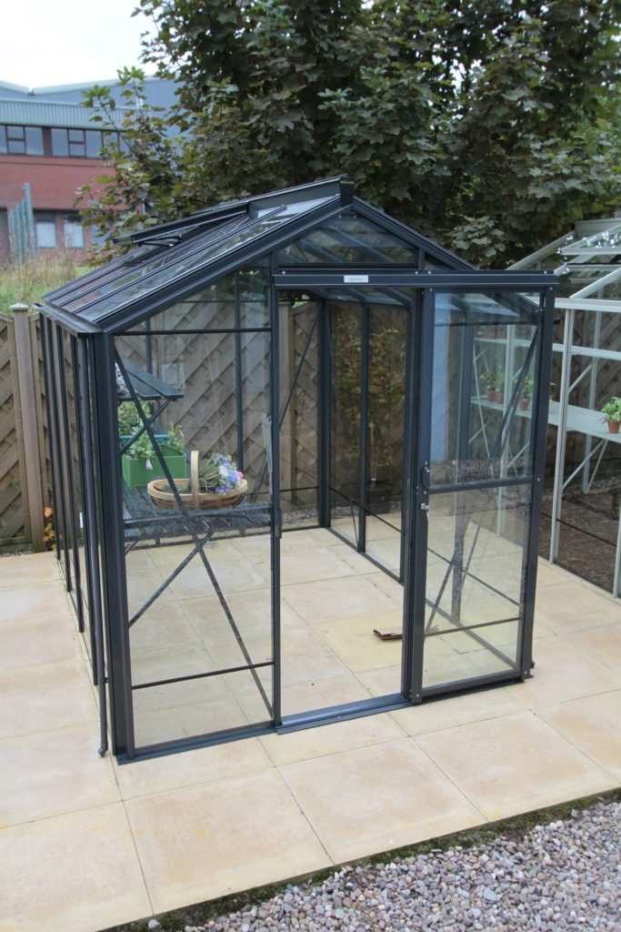 Rich results on Google's SERP when searching for 'Robinsons Regent Aluminium Greenhouse'